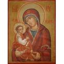 """Света Богородица """"Елеуса"""" - икона от АНТОНИЯ"""