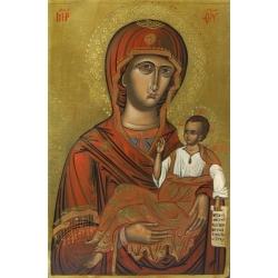 "Света Богородица ""Одигитрия"" - икона от АНТОНИЯ"
