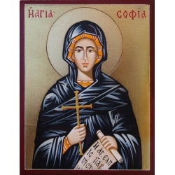 Света София - икона от РОСЕН