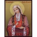 Света Злата Мъгленска - икона от РОСЕН