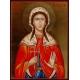 Света мъченица Неделя - икона от РОСЕН