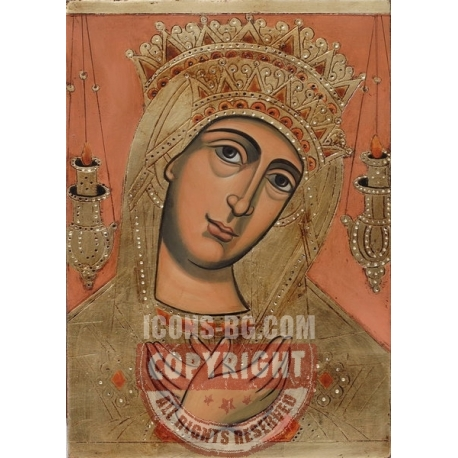 "Света Богородица ""Скопиотисса""- икона от АНТОНИЯ"