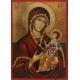 Св. Богородица Одигитрия (Мелник)- икона от НЕНЧВИ