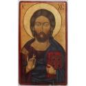 Христос Пантократор - икона от НЕНЧЕВИ