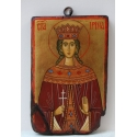 Света мъченица Ирина - икона от НЕНЧЕВИ