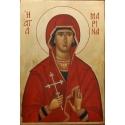 Света Марина - икона от АНТОНИЯ
