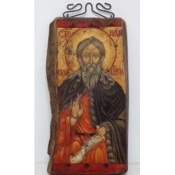 Свети Илия - икона от НЕНЧЕВИ