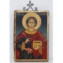 Свети великомъченик Пантелеймон - икона от НЕНЧЕВИ