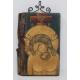 Иисус Христос - коптска икона от НЕНЧЕВИ