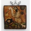 Свети Йоан Кръстител - коптска икона от НЕНЧЕВИ