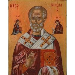 Свети Николай Чудотворец - икона от АНТОНИЯ