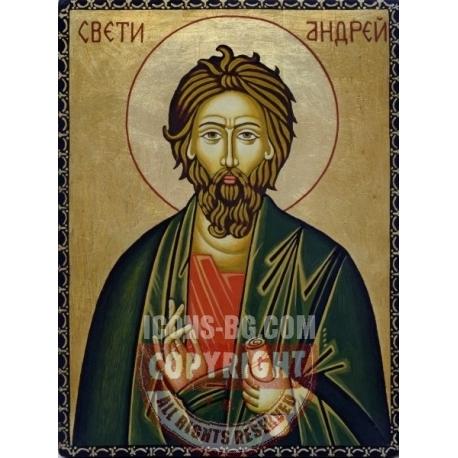 Свети Андрей Първозвани - икона от ТИНКА