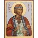 Свети Александър Невски - икона от АНТОНИЯ