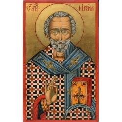 Свети Никола - икона от НЕНЧЕВИ