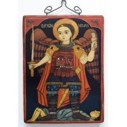 Свети Архангел Михаил - икона от НЕНЧЕВИ