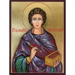 Свети Пантелеймон - икона от РОСЕН