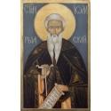 Свети Йоан Рилски - икона от НЕНЧЕВИ