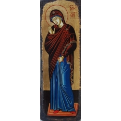 Света Богородица - икона от ТИНКА