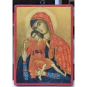 Св. Богородица с Младенеца (Кико) - икона от НЕНЧЕВИ