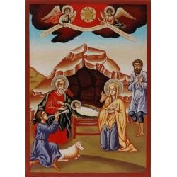 Рождество Христово - икона от ТИНКА