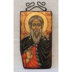Свети Пророк Илия - икона от НЕНЧЕВИ