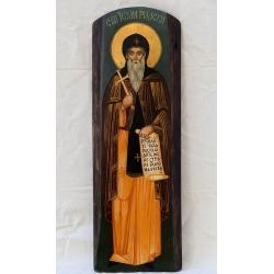 Свети Йоан Рилски - икона от Георги НЕНЧЕВ
