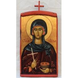 Света Петка - икона от НЕНЧЕВИ