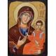 "Св. Богородица ""Одигитрия"" - икона от ТИНКА"