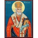 Свети Николай Чудотворец - икона от РОСЕН