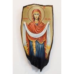 Покров Богородичен - икона от ЧАУШЕВ