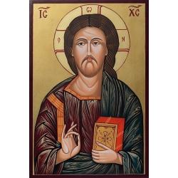 Христос Вседержител - икона от РОСЕН