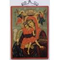 Света Богородица Умиление (Кико) - икона от НЕНЧЕВИ