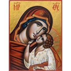 Пресв.Богородица с Младенеца Умиление - икона от ИВА