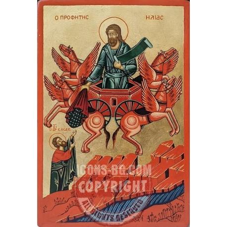 Св.Пророк Илия - икона от Тинка