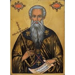 Свети Йоан Рилски - икона от АНТОНИЯ