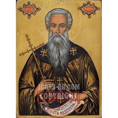 Свети Иван Рилский - икона от АНТОНИЯ