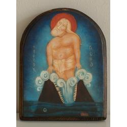 Св. пророк Йона - икона от ЮЛИЯ