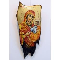 Богородица Одигитрия (Хилендар) - икона от ГЕОРГИ