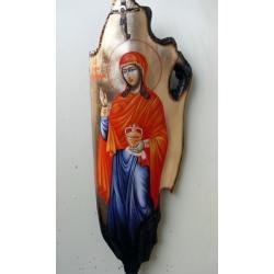 Света равноапостолна Мария Магдалена - икона от ГЕОРГИ