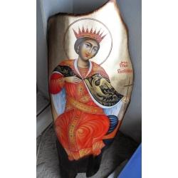 Св. великомъченица Екатерина- икона от ГЕОРГИ