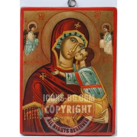 """Св. Богородица """"Всевъзпявана """""""