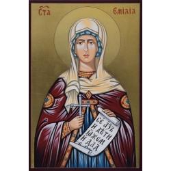 Света Емилия - икона от РОСЕН
