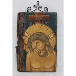 Иисус Христос - икона от НЕНЧЕВИ