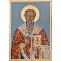 Свети свещеномъченик Антипа - икона от АНТОНИЯ
