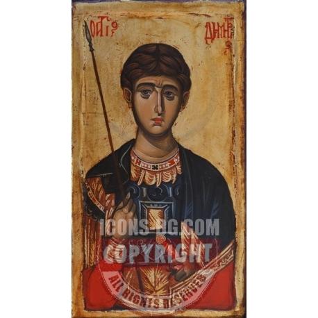Свети Димитър- икона от АНТОНИЯ