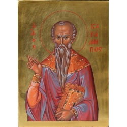 Свети Харалампий - икона от АНТОНИЯ