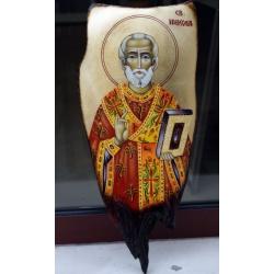 Свети Николай - икона от ГЕОРГИ