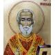 Свети Никола - детайл от иконата