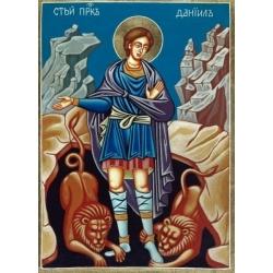 Свети пророк Данаил - икона от ТИНКА