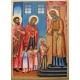 Въведение Богородично - икона от ТИНКА